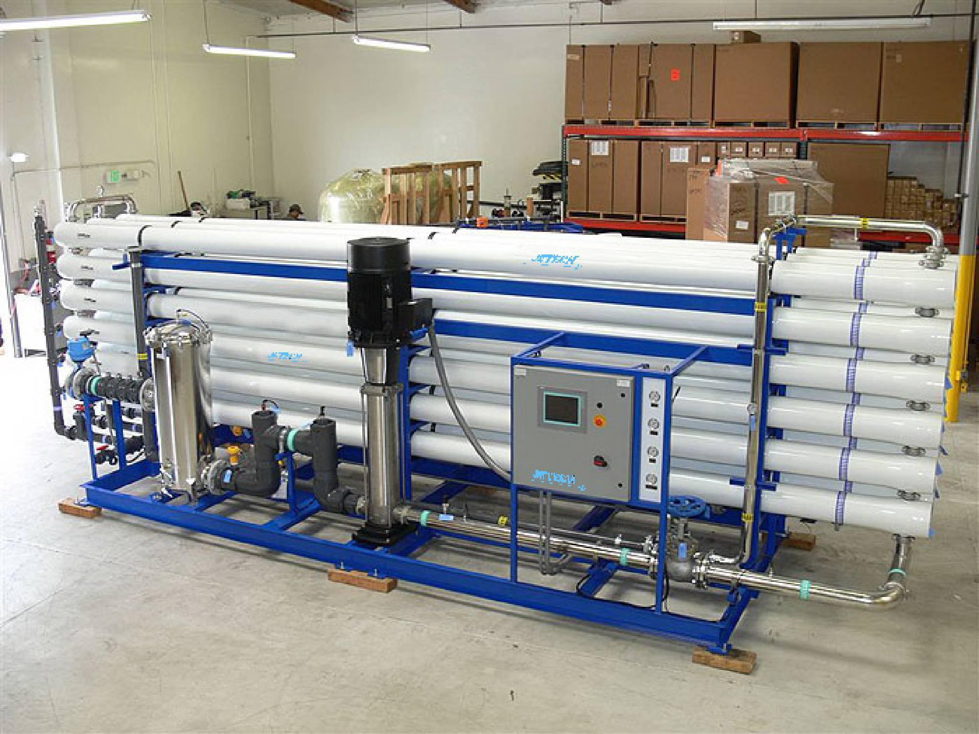 Reverse Osmosis Water Purification AFRICATUFF