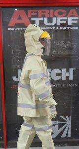 africatuff industrial safey suits