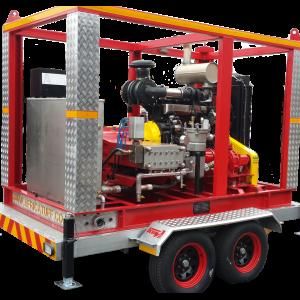 KP 100T J3 Pumping System