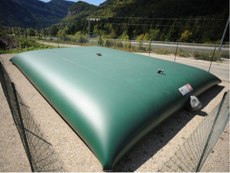 High Capacity Liquid Storage Bladder Tanks