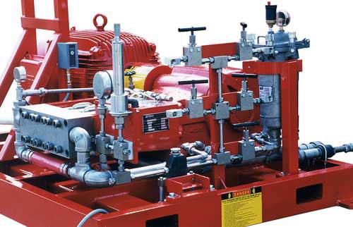 africatuff ultra high pressure electric pumps