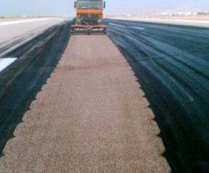 hydro blasting runway rubber removal
